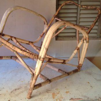 Cadeira Rústica - Antes